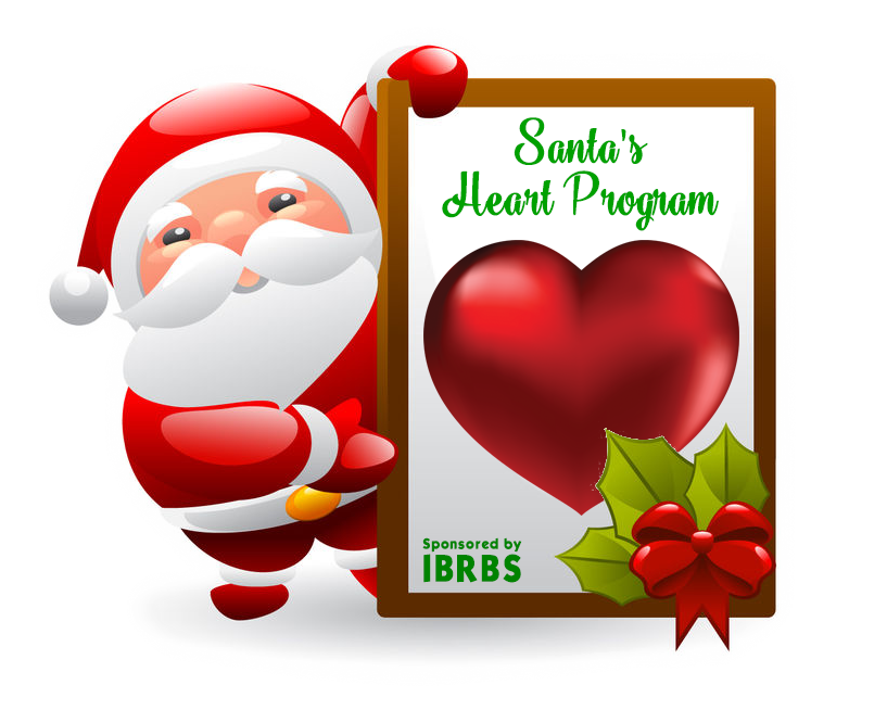 Santa's Heart Program Logo